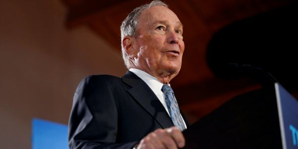 What to expect from Michael Bloomberg at tonight's Las Vegas debate