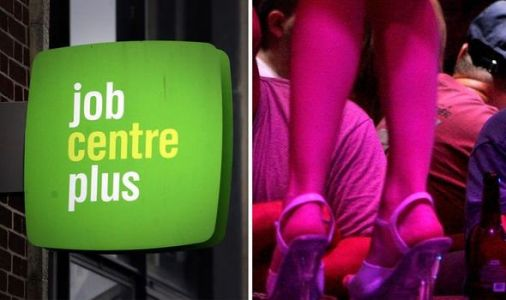 DWP in humiliating U-turn after telling universal credit claimants to work as strippers