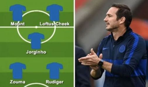 Chelsea team news: Predicted 4-3-3 line up vs Sheffield United - Lampard to drop three