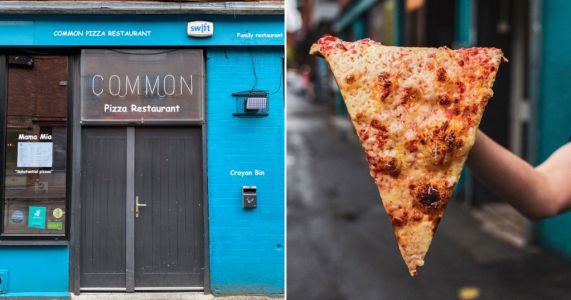 Giant pizza slices now counted as 'substantial' after restaurant told to close