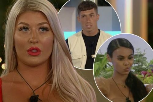 Love Island twin Eve says Connagh's decision to steal Sophie from Connor was 'not nice'