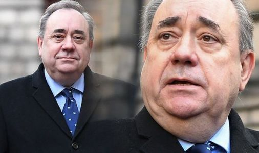 Alex Salmond arrested: Former First Minister charged and will be in court TODAY