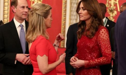 Kate Middleton latest: How Kate 'let guard down' with Sophie Wessex amid Megxit strain