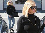 Reese Witherspoon looks ultra chic as she carries $4000 Gucci bag while running errands in LA