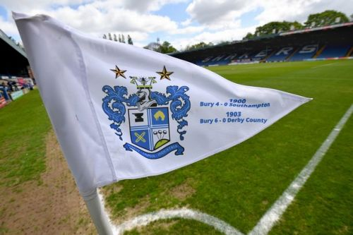 BREAKING Bury owner agrees deal to sell club hours before EFL deadline