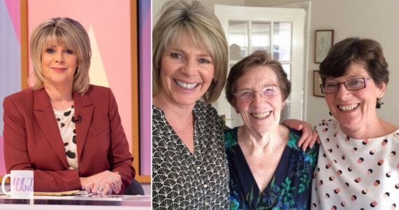 Loose Women's Ruth Langsford reveals heartbreaking reason she avoids talking to her mum about sister's death