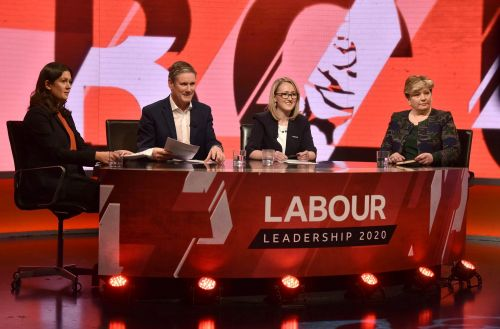Labour leadership contest down to final three as Emily Thornberry is eliminated