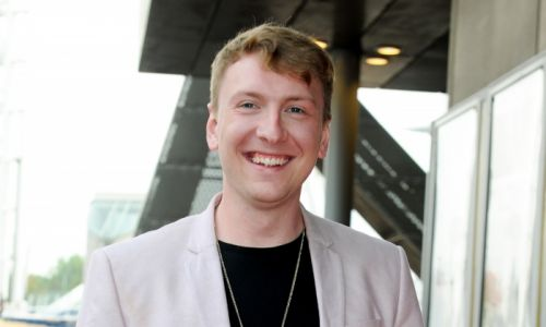 Why Joe Lycett changed his name to Hugo Boss