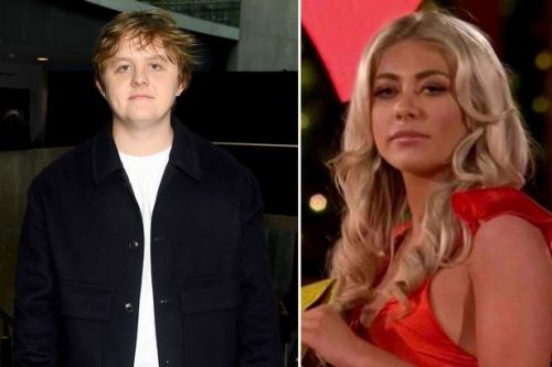 Love Island's Paige takes dig at ex Lewis Capaldi and says he won't get any of her £25k prize money