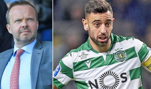 Man Utd chief Ed Woodward may end Bruno Fernandes transfer chase because of three players