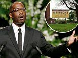 Police to review traffic stop of black college president