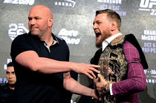 UFC supremo Dana White offers exciting update on Conor McGregor's next fight