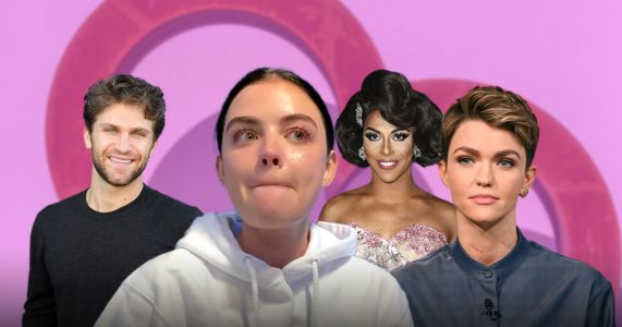 Drag Race's Shangela and Ruby Rose join stars rally round Lucy Hale after heartbreaking post after Katy Keene cancellation