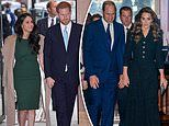 Prince William fears Prince Harry's return to UK will overshadow his tour of Ireland, source claims