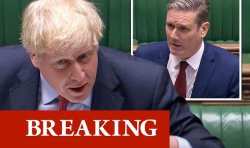 Boris Johnson's brutal PMQs slapdown of Starmer 'Park your bandwagon free somewhere else!'