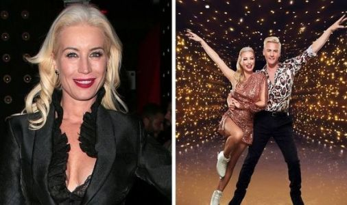 Dancing On Ice: Who is replacing Denise Van Outen on Dancing On Ice?