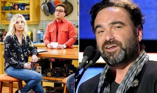 Big Bang Theory's Johnny Galecki takes cheeky swipe at Kaley Cuoco: 'Couldn't get worse!'