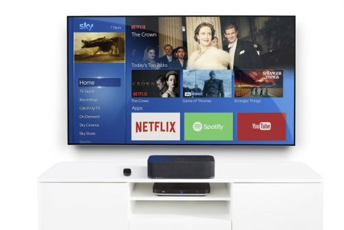 Sky inks deal with Netflix to keep the streaming service on Sky Q
