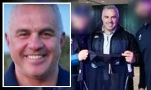 Police killer was on terror watch list: Sergeant shot through chest five times