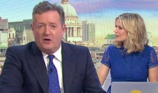 Piers Morganrefuses to apologise after being labelled a 'b******d' in GMB birthday prank