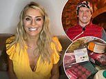 I'm A Celeb: Vernon Kay's wife Tess Daly stocks up on treats after his 30lb weight loss in castle