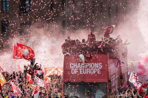 """""""I walked 14 miles"""", """"How boss was my view?"""" - Liverpool fans relive the European Cup parade"""