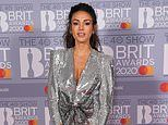 BRITs 2020: Michelle Keegan puts on a VERY leggy display at star-studded ceremony