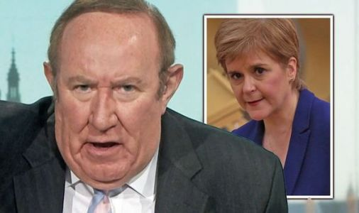 Andrew Neil declares war on SNP and vows 'fight back' against Sturgeon: 'Watch this space'