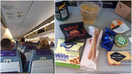 What it's like to travel on Flybe, the budget airline used by the royals that's fighting to stay in business