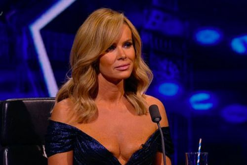 Amanda Holden sparks 235 Ofcom complaints as viewers claim they saw her nipples