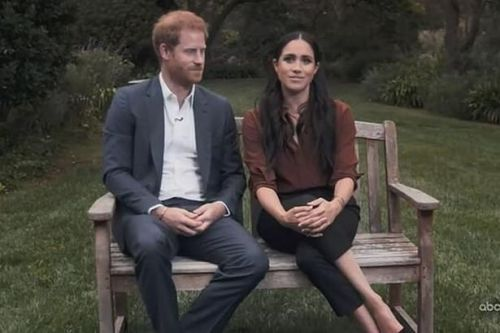 Prince Harry and Meghan 'supported by William and Charles after miscarriage'
