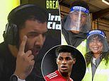 Troy Deeney hails Marcus Rashford for campaign work to provide children with free school meals