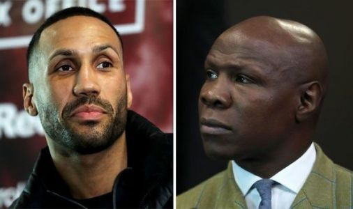 Boxing news: Chris Eubank Sr has ODD theory on James DeGale's alleged George Groves snub