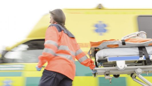 Stress forces 675 NI ambulance staff off work
