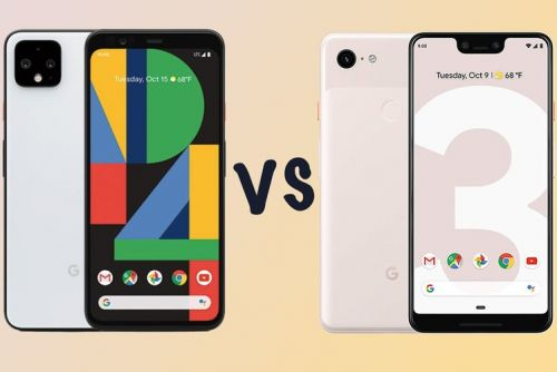 Google Pixel 4 vs Pixel 3: What's the difference?