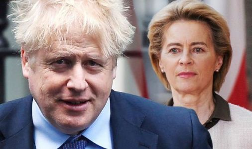 Boris Johnson set for Brexit showdown with EU as he prepares to ditch food safety rules