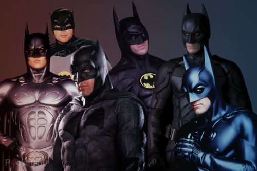 What order should you watch the Batman movies and shows?