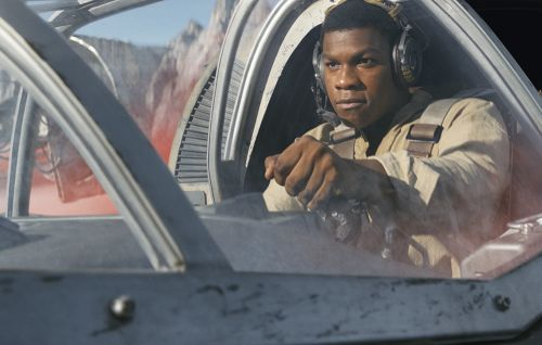 "John Boyega recounts emotional final day of filming 'Star Wars: The Rise Of Skywalker': ""We all had a big cry"""