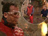 I'm A Celebrity soap fans in dreamland as 'Alfie Moon' and 'Liz McDonald' team up behind the bar in pub challenge