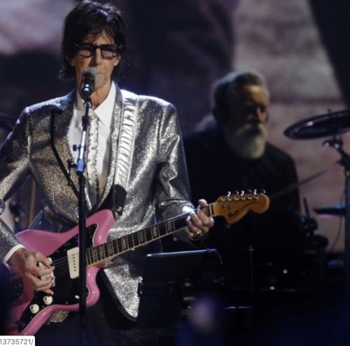 The Cars frontman Ric Ocasek dies aged 75