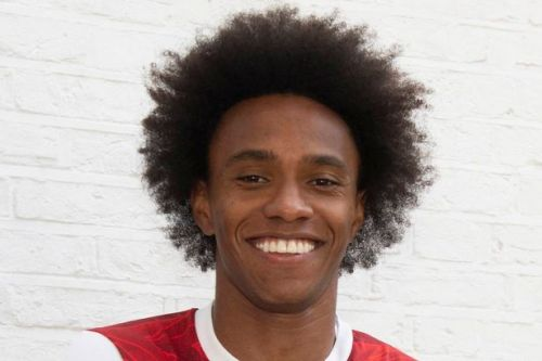 Willian's Arsenal shirt No. announced as he completes free transfer from Chelsea