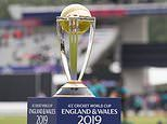 England vs Australia - Cricket World Cup LIVE: Follow all the action from Lord's