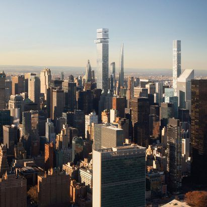 Tower Fifth supertall skyscraper proposed for Midtown Manhattan