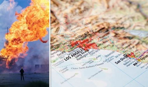 California earthquake: State could be devastated by gas explosions in event of 'Big One'