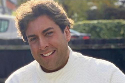 James Argent candidly admits eating disorder has 'got the better of him'