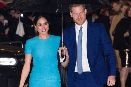 Meghan Markle and Prince Harry fled Halloween party after devastating phone call