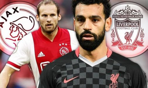 Ajax vs Liverpool LIVE: Confirmed team news and Champions League score updates
