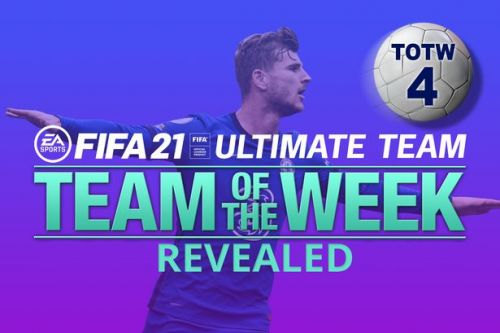 FIFA 21 TOTW 4 squad confirmed with Marcus Rashford and Memphis Depay included