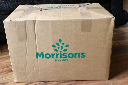 Morrisons adding 100,000 more food delivery boxes a week to help lockdown Brits