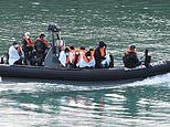 Up to 60 migrants arrive in Dover after being picked up in the English Channel